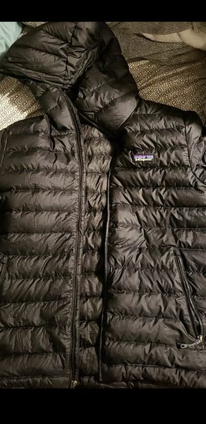 Patagonia puffer jacket for Sale in Spokane, WA