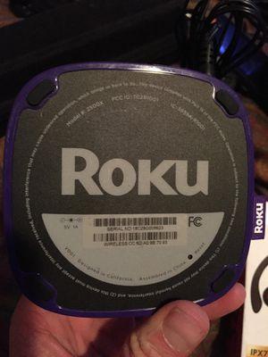 Roku Model 2500x - HD for Sale in Austin, TX
