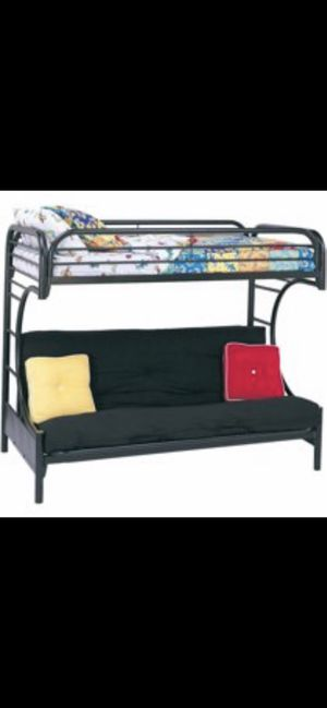 Brand new Futon Bunk Bed for Sale in Milwaukee, WI
