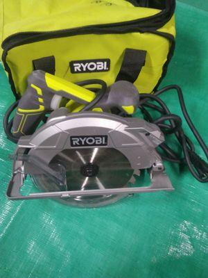 RYOBI CIRCULAR SAW for Sale in Colton, CA