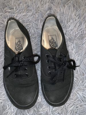 vans size 4 for Sale in Nederland, TX