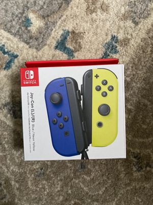 Brand new Nintendo Switch Joy Con Controller for Sale in Tacoma, WA