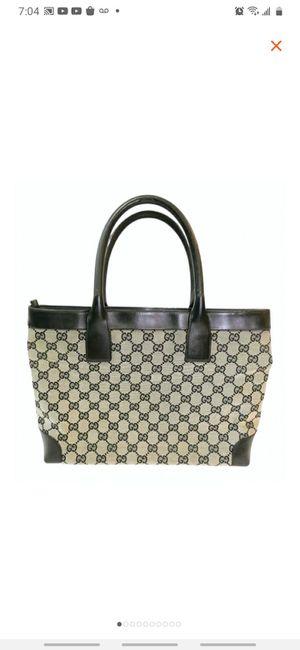 Price drop!!! Authentic gucci tote bag!!! for Sale in Hampton, VA