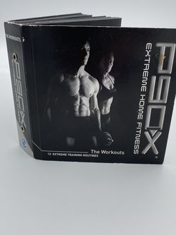 P90x 12 DVD Set for Sale in Central,  SC