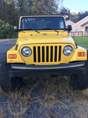 Jeep Wrangler for Sale in Lewistown, PA