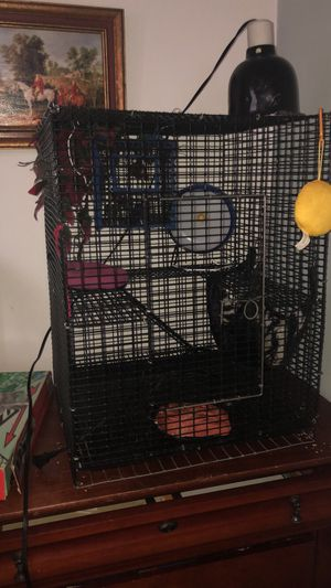 Bird/sugar glider cage for Sale in Pawtucket, RI