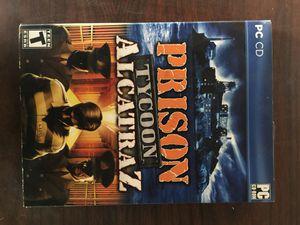 Prison Tycoon, Alcatraz- for PC for Sale in Mount Carmel, PA