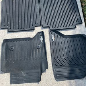 Chevy (Tahoe) Protective Floor Mats for Sale in League City, TX