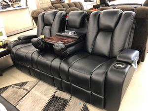 Electric sofa and love seat for Sale in Tampa, FL