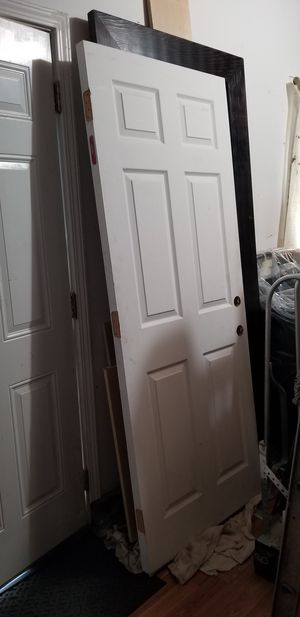 20 min fire rated wood door for Sale in Palo Alto, CA