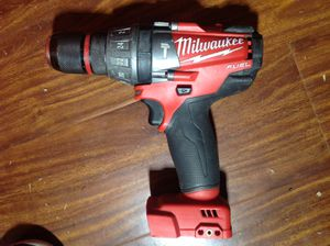 Milwaukee M18 Fuel Hammer drill with handle! Only $45 for Sale in Irving, TX