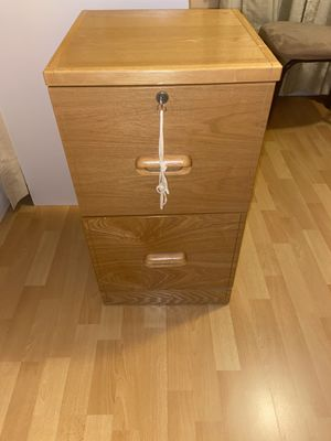 Wood Drawer Cabinet for Sale in Dearborn, MI