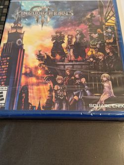 Kingdom Hearts 3 Game Only For Playstation 4 for Sale in Miami,  FL