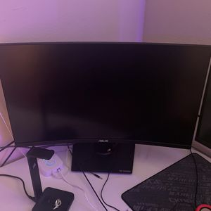 Asus 2k 144hz 32ich Curve Monitors for Sale in Irmo, SC