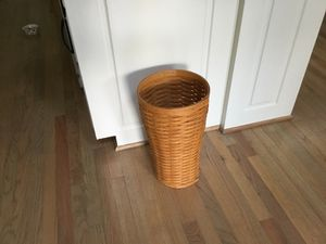 1998 Longaburger Umbrella Basket. for Sale in Greenville, SC
