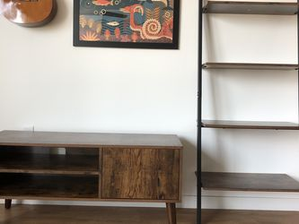 TV Stand And Ladder Shelf Set for Sale in Portland,  OR