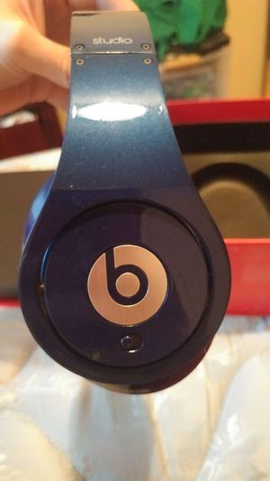 Beats by Dre. - Studios - Blue for Sale in Tacoma, WA