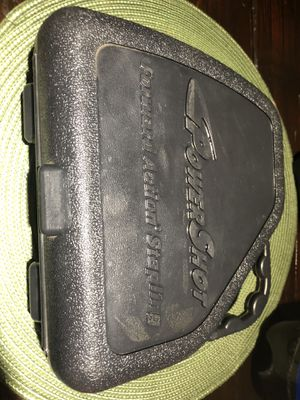 PowerShot Pro staple and nail gun for Sale in Lathrop, CA