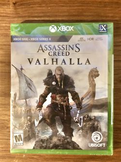 BRAND NEW FACTORY SEALED Assasins Creed Valhalla for Xbox Series X for Sale in The Bronx,  NY