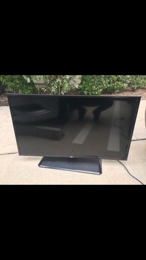 New Lg tv 42in for Sale in West Palm Beach, FL