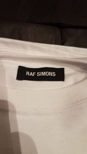 Raf Simons tee for Sale in Dallas, TX