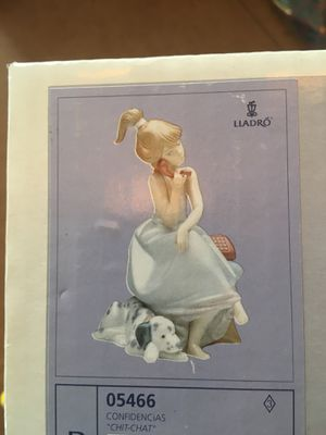 Lladro, Chit-Chat Figurine, Retired for Sale in Philadelphia, PA