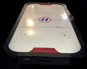 Harvard Air Hockey Table with electronic scoreboard for Sale in Wheat Ridge, CO