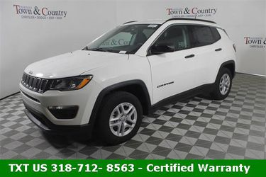 2020 Jeep Compass for Sale in Shreveport,  LA