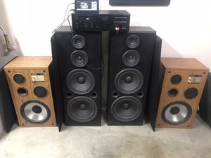 Stereo system $250 firm hits nice and hard!! for Sale in Modesto, CA