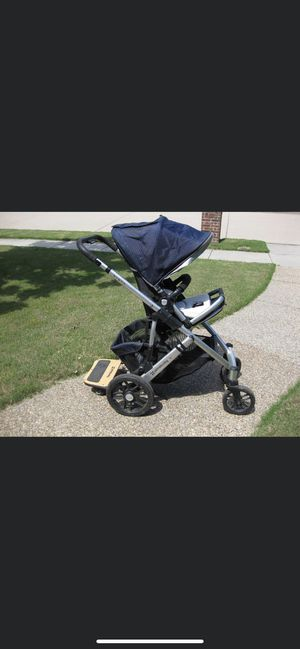 Uppababy vista double stroller & bassinet stand for Sale in Frisco, TX