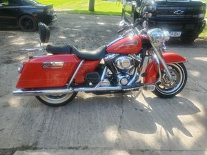 2003 Firefighter Edition 100th Anniversary Road King for Sale in Ottumwa, IA