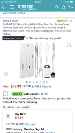 BBQ grill tools set for Sale in Tucson,  AZ