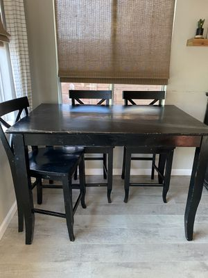 Bar height dinning table for Sale in Murrieta, CA