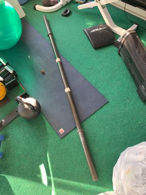 Fat barbell for Sale in Danvers, MA