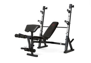 Marcy Olympic Weight Bench MD-857 for Sale in Spring Valley, CA