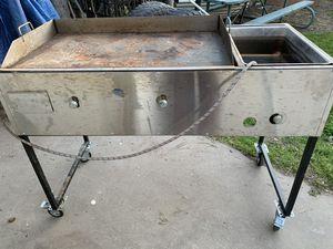 Taco cart almost new $350 for Sale in San Bernardino, CA