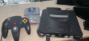 Super Nintendo and Nintendo 64 bundle works great for Sale in Wake Forest, NC