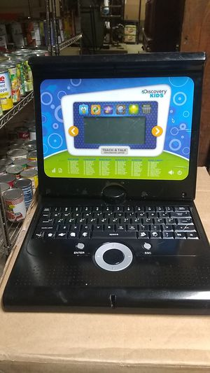 Discovey Kids Teach and Talk laptop for Sale in Freeland, PA