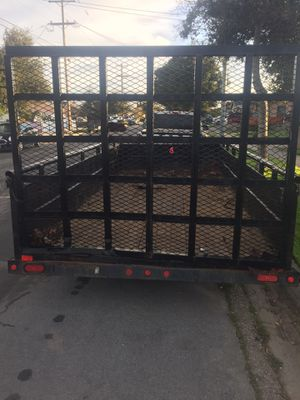 2012 trailer 7x16 for Sale in Salinas, CA