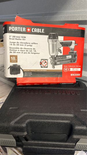 Porter Cable nail gun for Sale in Rockville, MD