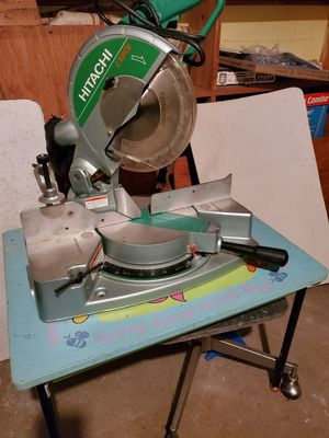 Hitachi Saw for Sale in Columbus, OH
