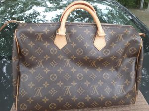 Louis Vuitton Speedy 35 Handbag - Authentic for Sale in Cleveland, OH