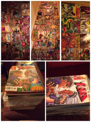 Vintage comic books for sale. Serious buyers only for Sale in Temple Hills, MD
