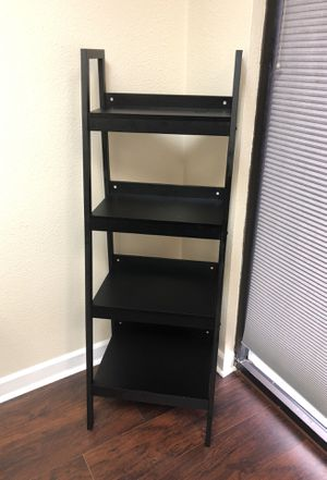 (2) Wooden Ladder Bookcase/Product Shelf for Sale in San Antonio, TX