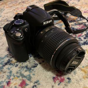 Nikon D5000 for Sale in New Lenox, IL