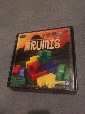 Rumis board game for Sale in Graham, WA