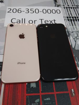 IPhone 8 Unlocked for Sale in Seattle, WA