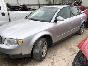 2001 - 2006 AUDI A4 (PARTS ONLY) 2002; 2003; 2004; 2005 for Sale in Dallas, TX