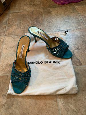 Manolo Blahnik Heels for Sale in Methuen, MA
