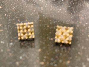 Earrings 14 k pointers real diamonds for Sale in Manchester, CT
